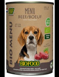 Biofood Bio menu Beef (12 x 400g)