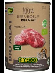 Biofood Organic 100% Beef (12 x 400g)