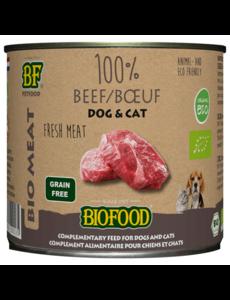 Biofood Organic 100% Rundvlees (12 x 200g)