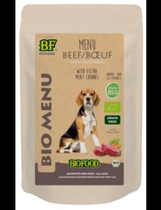 Biofood Bio menu Rund (15 x 150g)