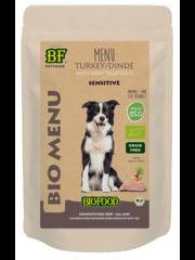 Biofood Bio menu Kalkoen (15 x 150g)