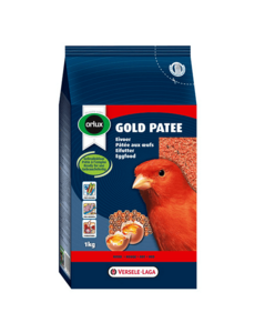 Orlux Gold patee rood (1 kg)