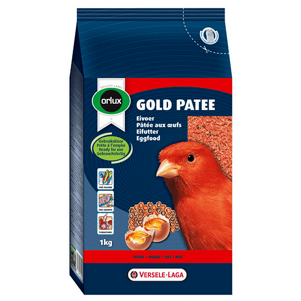 Orlux Gold patee red (1 kg)