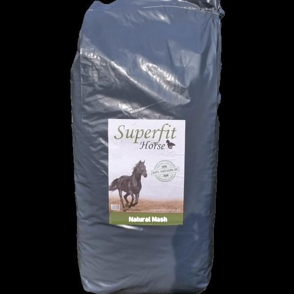 Superfit Horse Natural Mash (10 kg)
