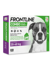 Frontline Combo Spot On 3 Large Dog