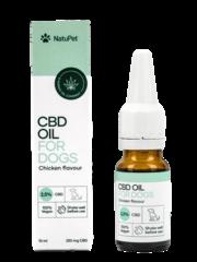 Natupet CBD Oil for Dogs - Chicken (2,5%) 10ml