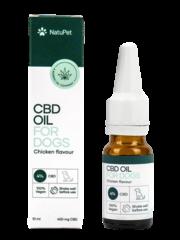 Natupet CBD Olie voor Honden - Kip (4%) 10ml