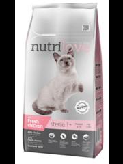 Nutrilove Adult steriel 1+ Verse Kip (7 kg)