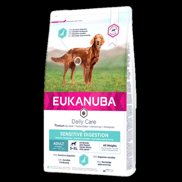 Eukanuba Daily Care Adult Sensitive Digestion (12 kg)