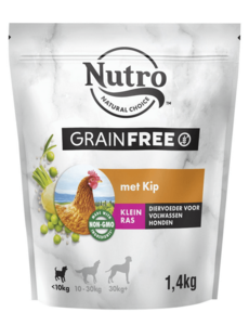 Nutro Adult dry food with chicken Small breeds