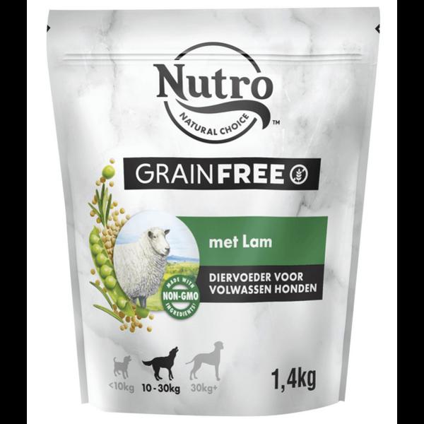 Nutro Adult Medium Grain-free Lamb