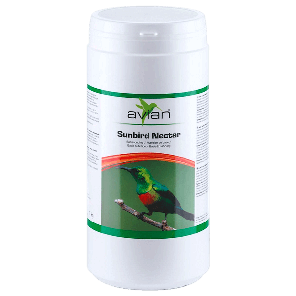 Avian Sunbird Nectar