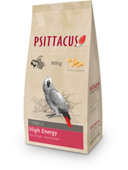Psittacus Maintenance High Energy parrot food