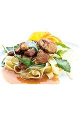 VANTASTIC FOODS VEGANE ENTE IN STÜCKEN, 600G