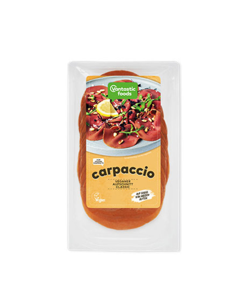 VANTASTIC FOODS CARPACCIO CLASSIC, 90G