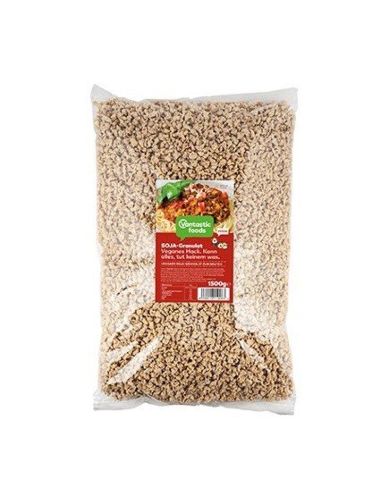 VANTASTIC FOODS SOJA GRANULAT 1,5KG FAMILIENPACKUNG
