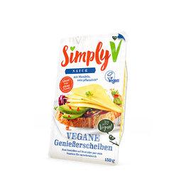 SIMPLY V VEGANE GENIESSERSCHEIBEN NATUR, 150G