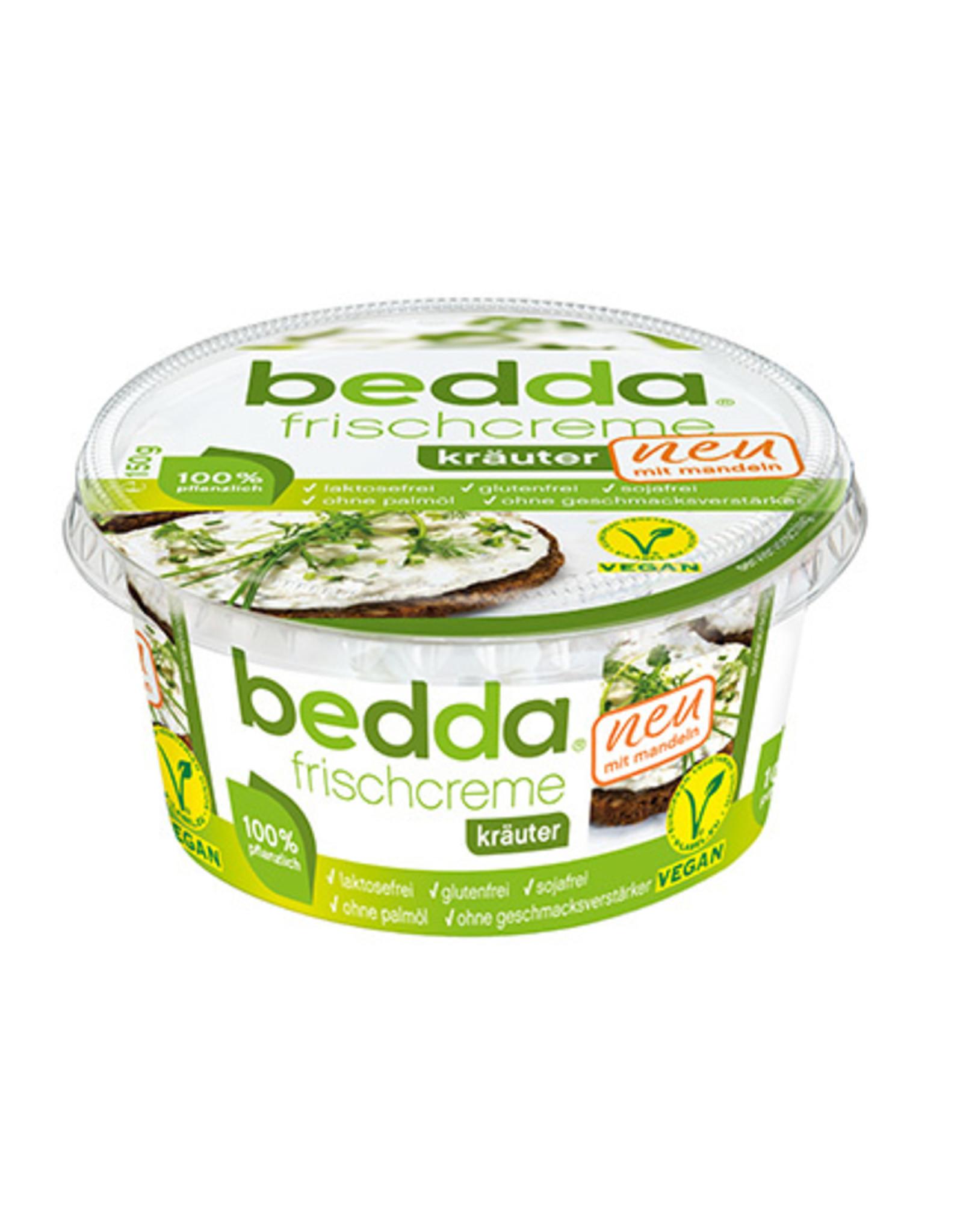 bedda CREMA CON HIERBAS, 150G