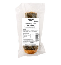VANTASTIC FOODS PEDAZO DE SALMÓN VEGANO, 300G