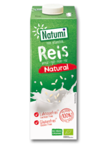Natumi Arroz natural, 1000ml