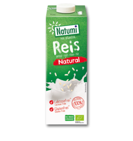 Natumi Arroz natural, 1000ml
