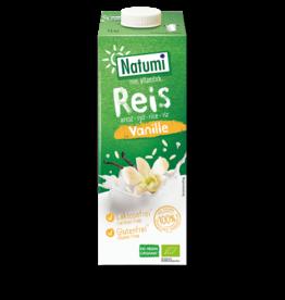 Natumi Reis vanilla, 1000ml
