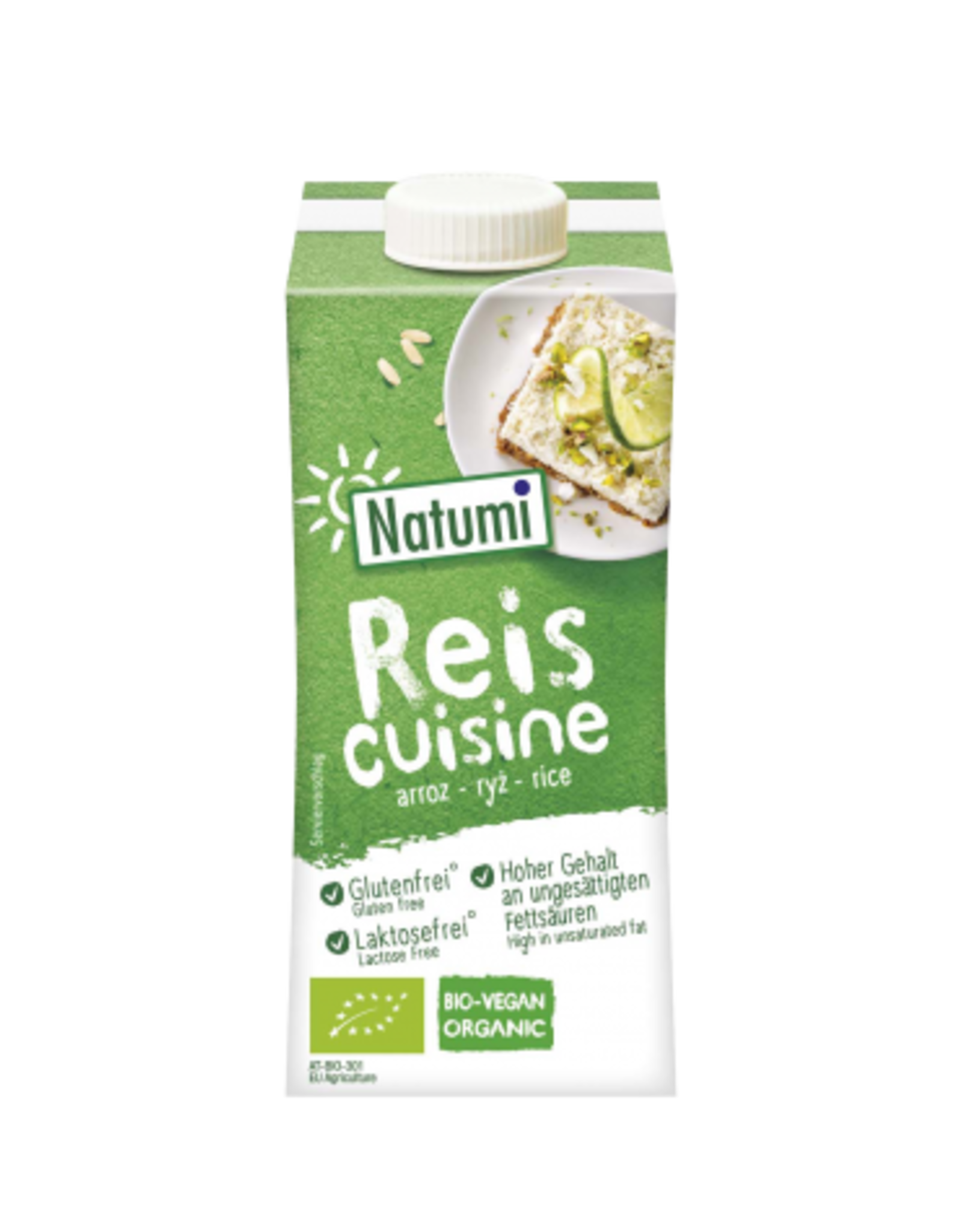 Natumi Reis Cuisine, 200ml