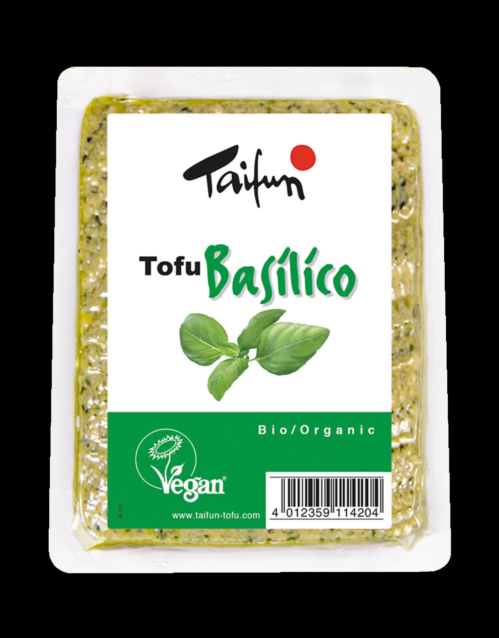 TAIFUN TOFU BASILICO, BIO, 200g