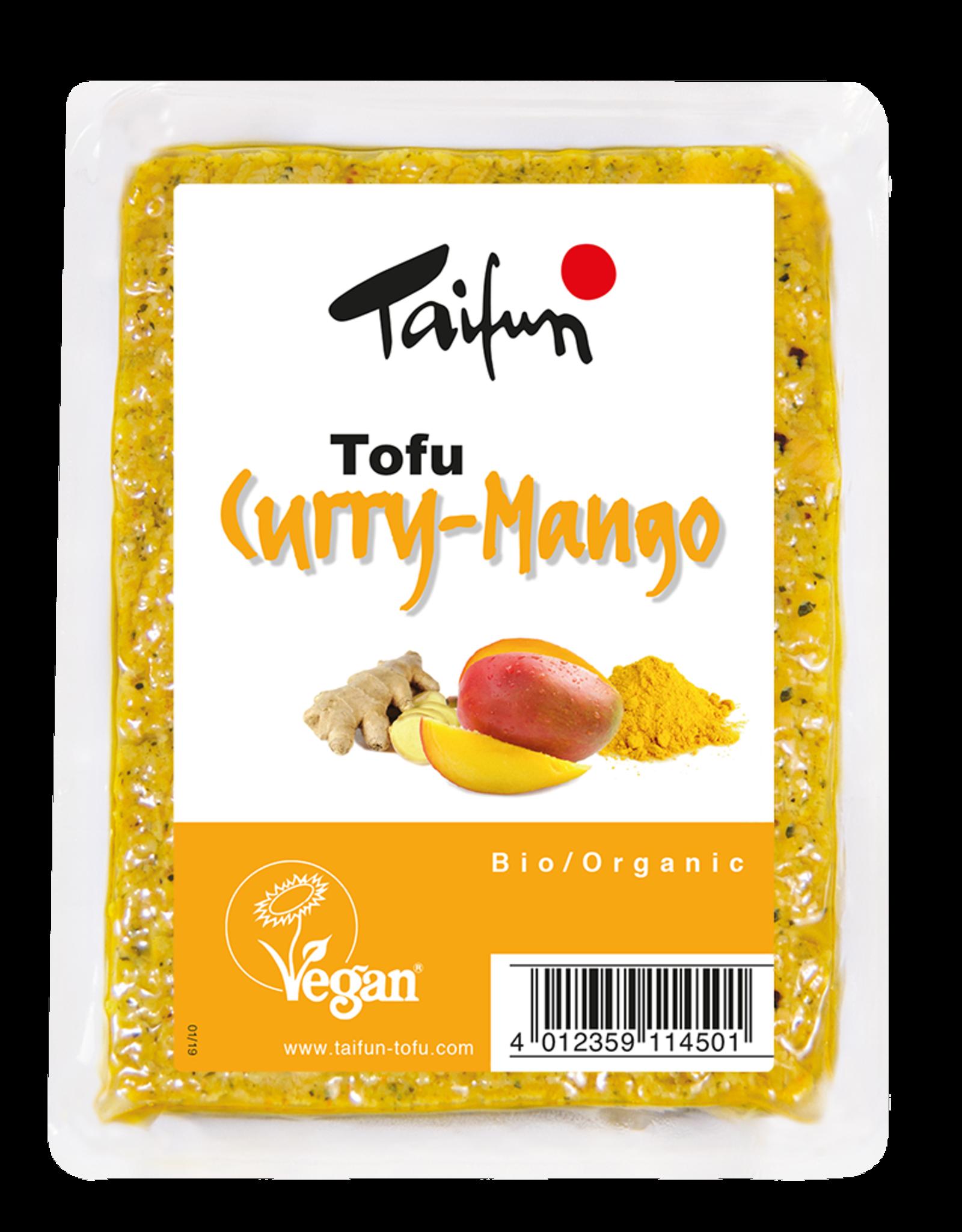 TAIFUN TOFU CON CURRY Y MANGO BIO, 200 g