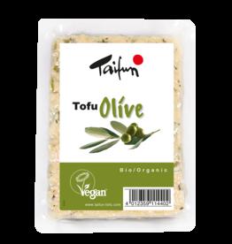TAIFUN TOFU CON OLIVAS BIO, 200 g
