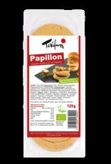TAIFUN PAPILLON - EMBUTIDO VEGANO CON PIMIENTA, BIO 125g