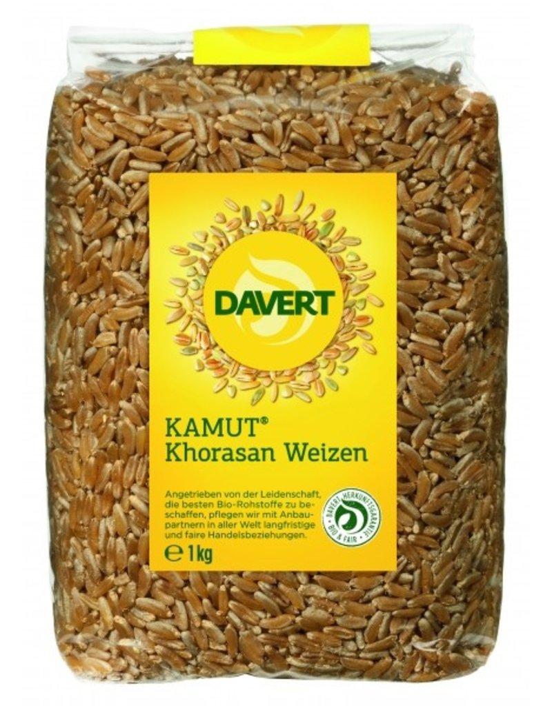 Davert Rohstoffhandel KAMUT®  Khorasan Weizen 1kg