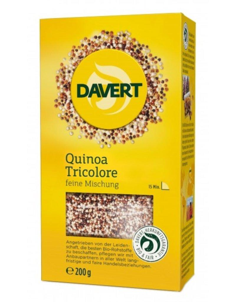 Davert Rohstoffhandel Quinoa Tricolore, 200g