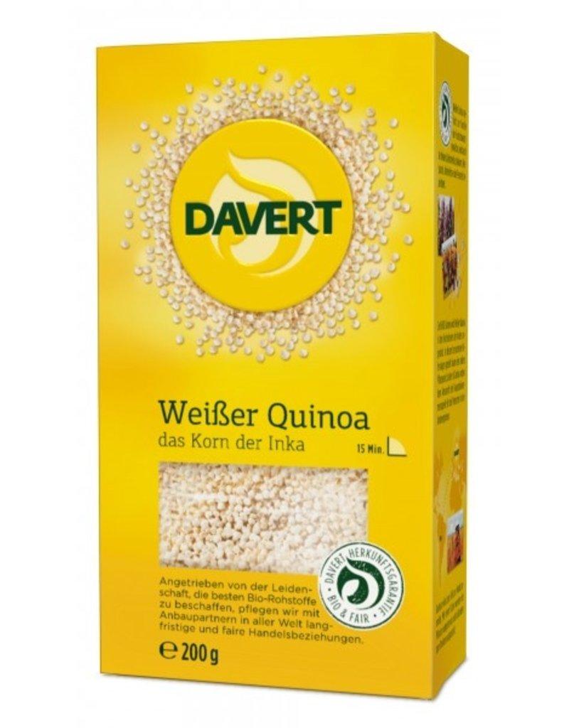 Davert Rohstoffhandel Weißer Quinoa, 200g