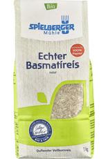 SPIELBERGER Basmatireis, natur, kbA 1kg