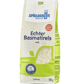 SPIELBERGER Basmatireis, weiß, kbA 500g