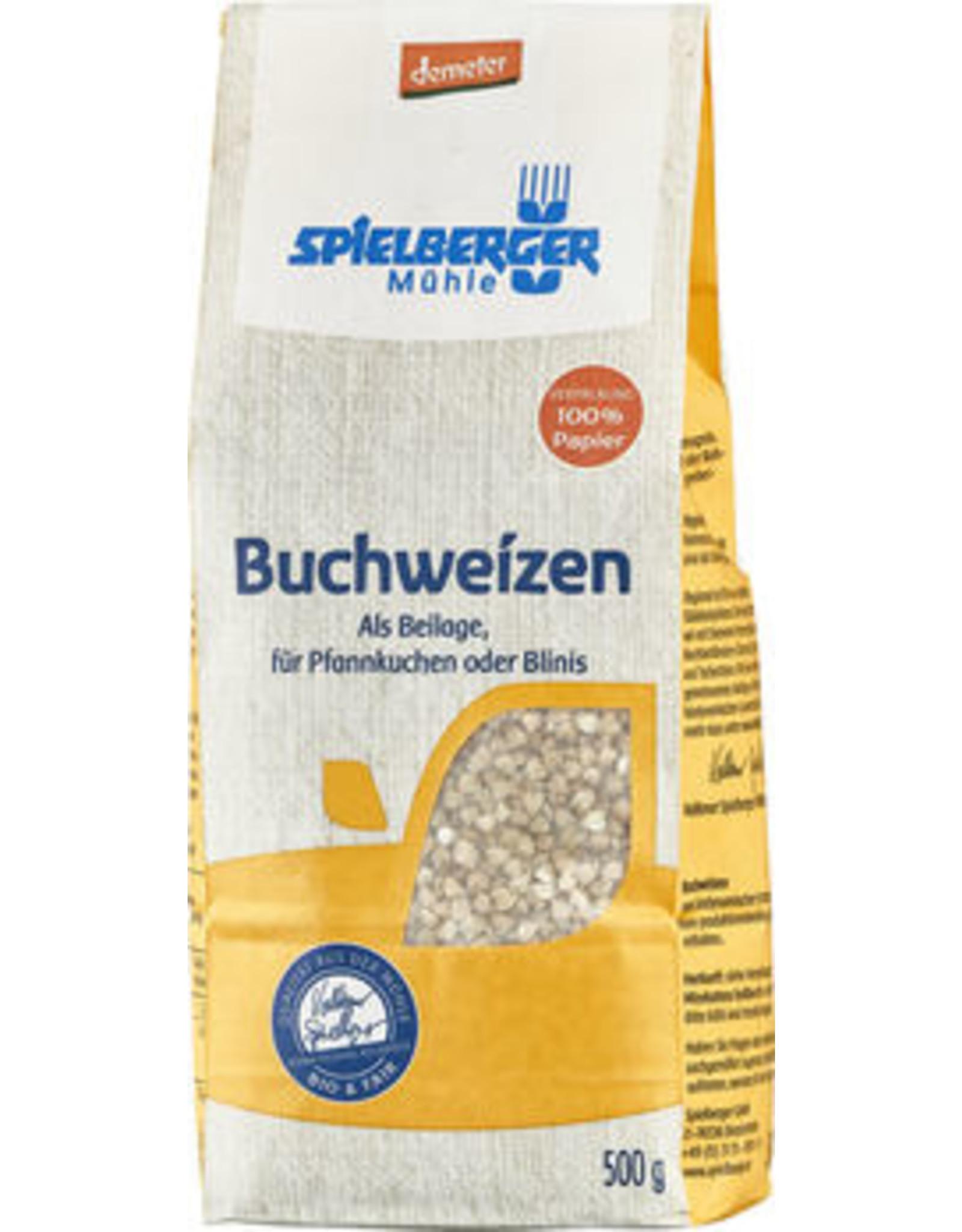 SPIELBERGER Buchweizen, demeter 500g