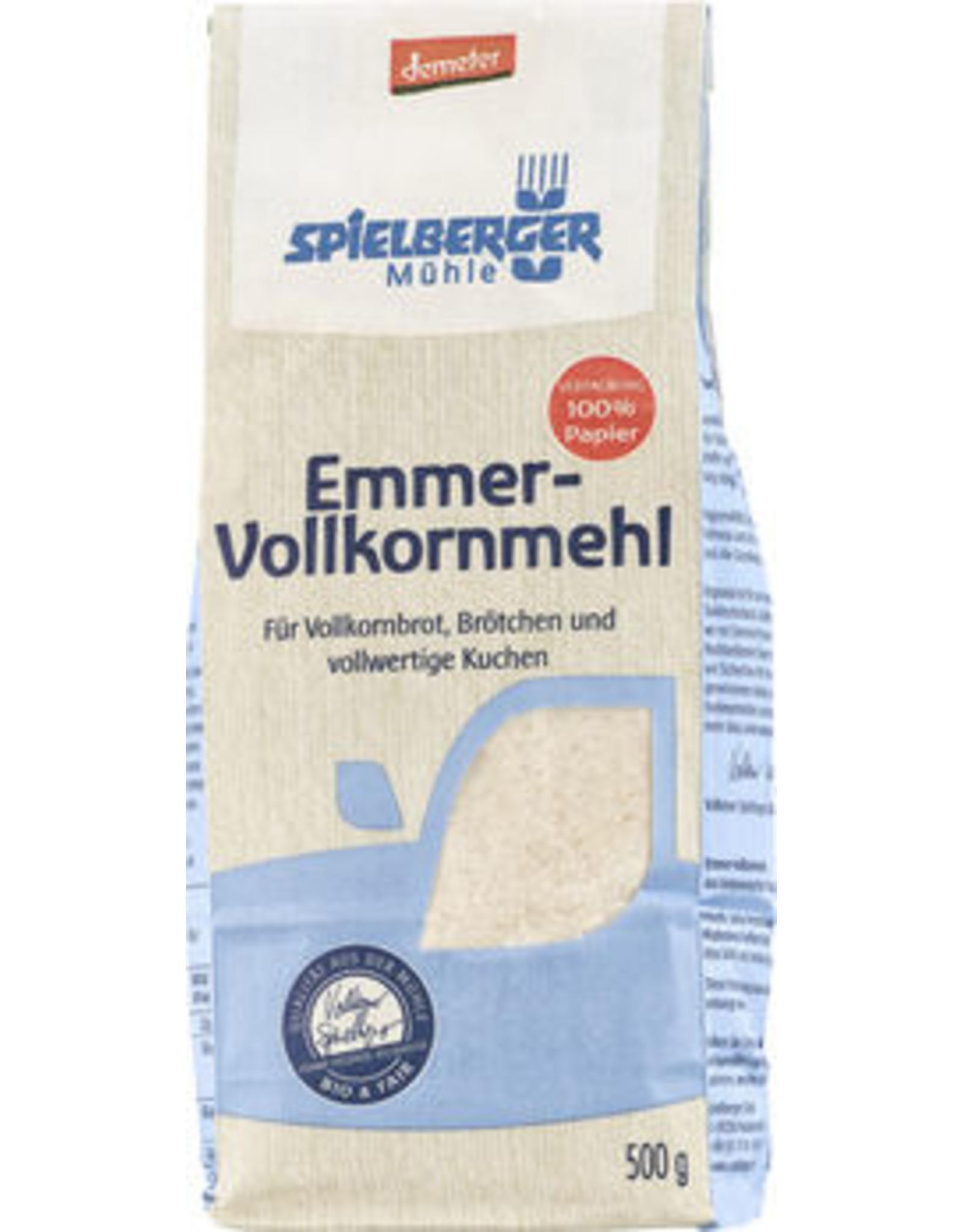 SPIELBERGER Emmer-Vollkornmehl, demeter 500g