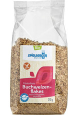 SPIELBERGER Glutenfreie Buchweizenflakes ungesüßt 250g