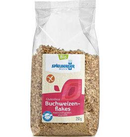 SPIELBERGER Copos de alforfón sin azucarar sin gluten 250g