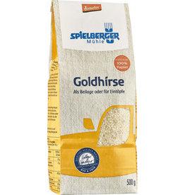 SPIELBERGER Goldhirse, demeter 500g