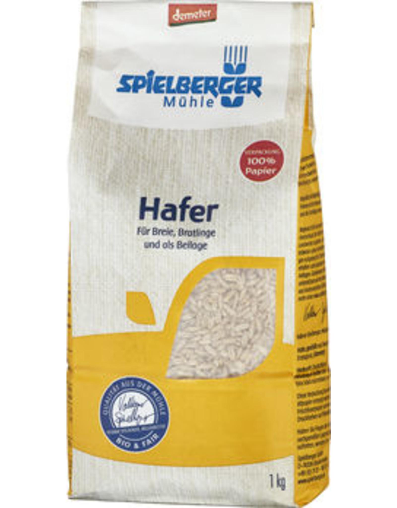 SPIELBERGER Hafer, geschält, demeter 1kg