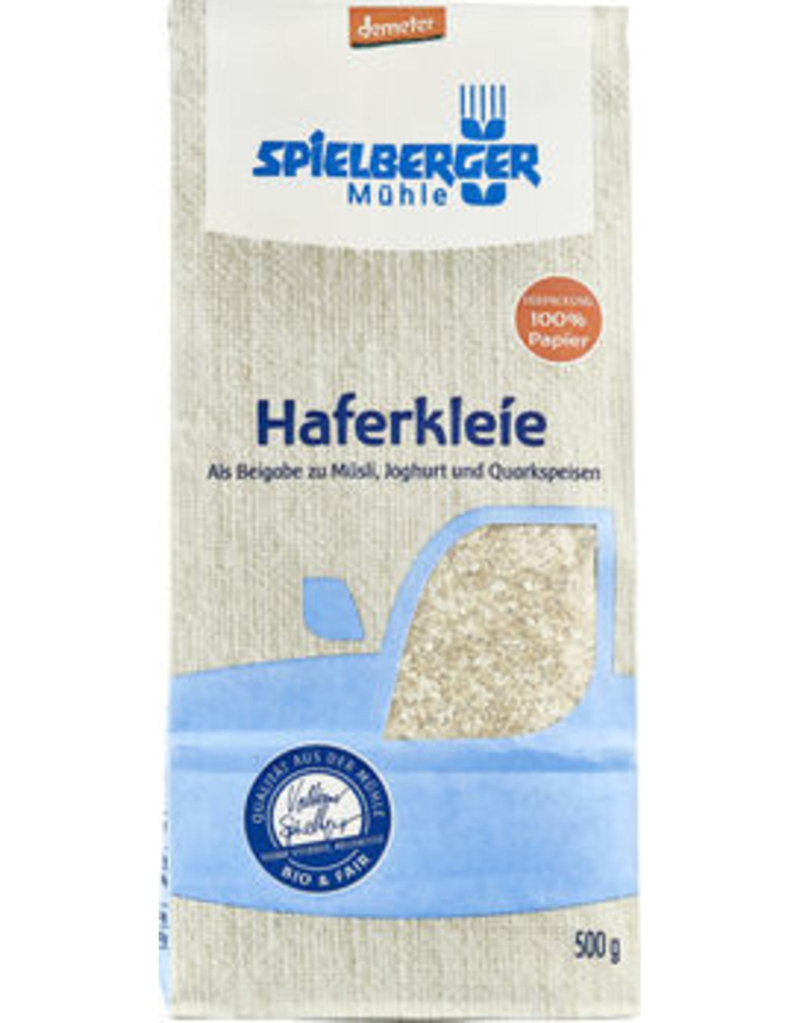 SPIELBERGER Haferkleie, demeter 500g