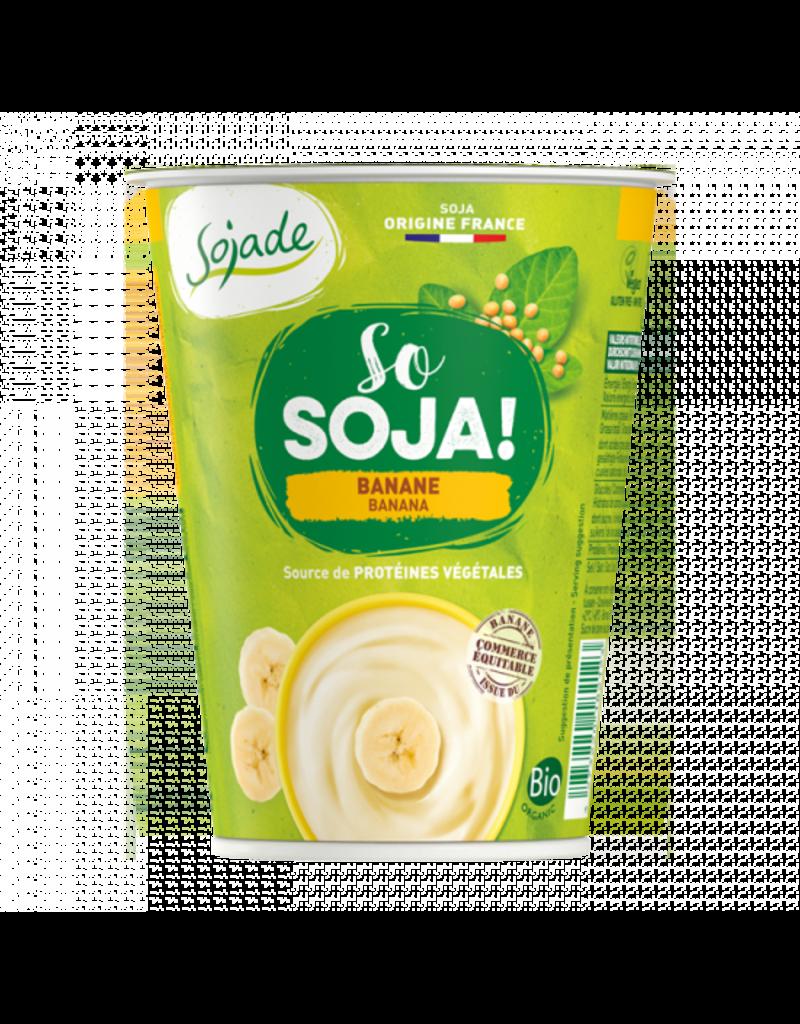 SOJADE Soja mit Banane, 400g
