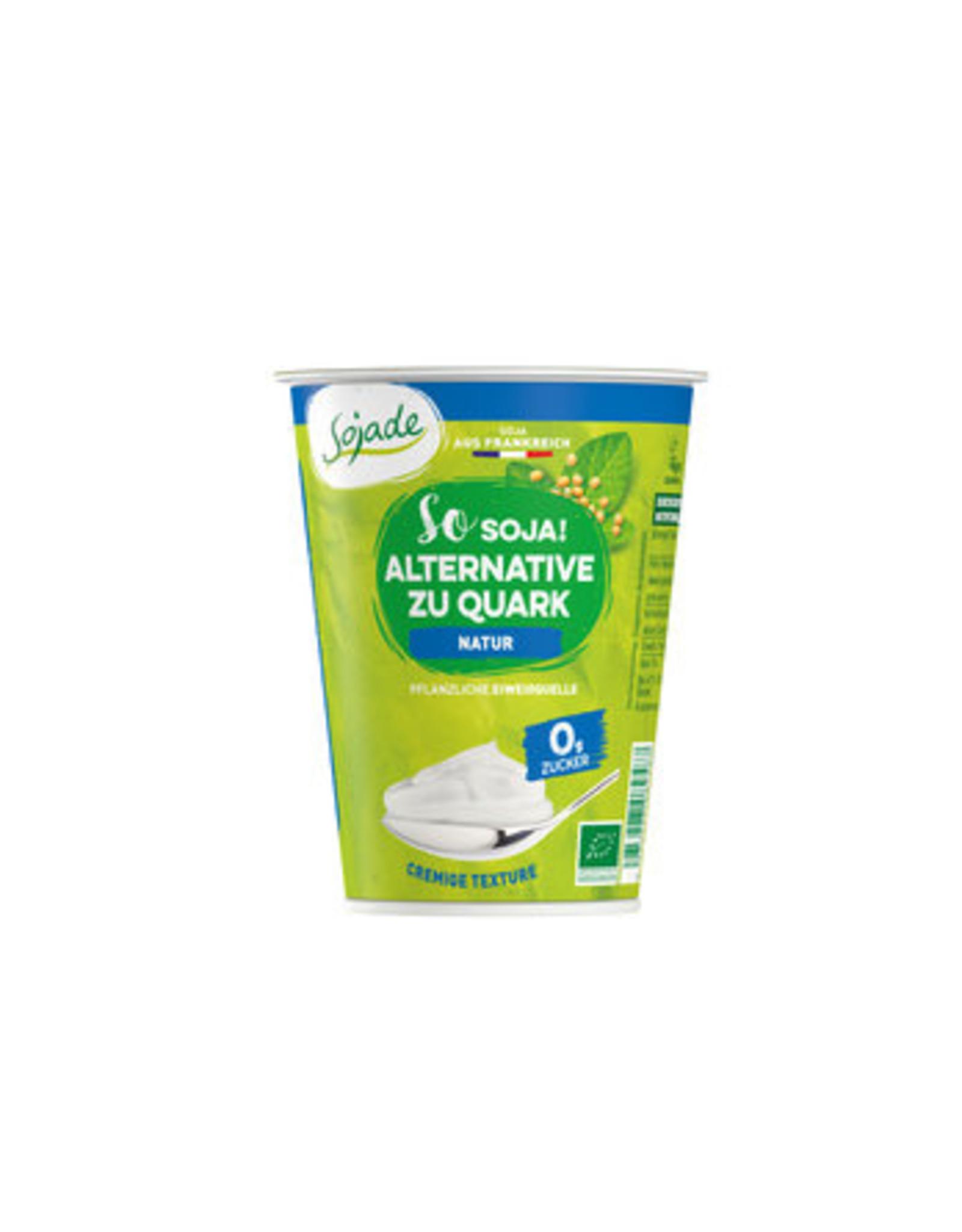SOJADE Alternativa al quark natural, 400g
