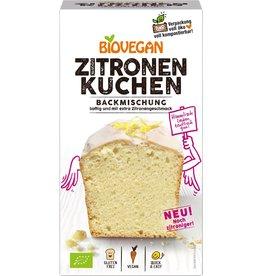 BIOVEGAN Kuchenbackmischung Zitrone, BIO, 430g