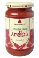 ZWERGENWIESE Tomatensauce Arrabbiata, 340ml