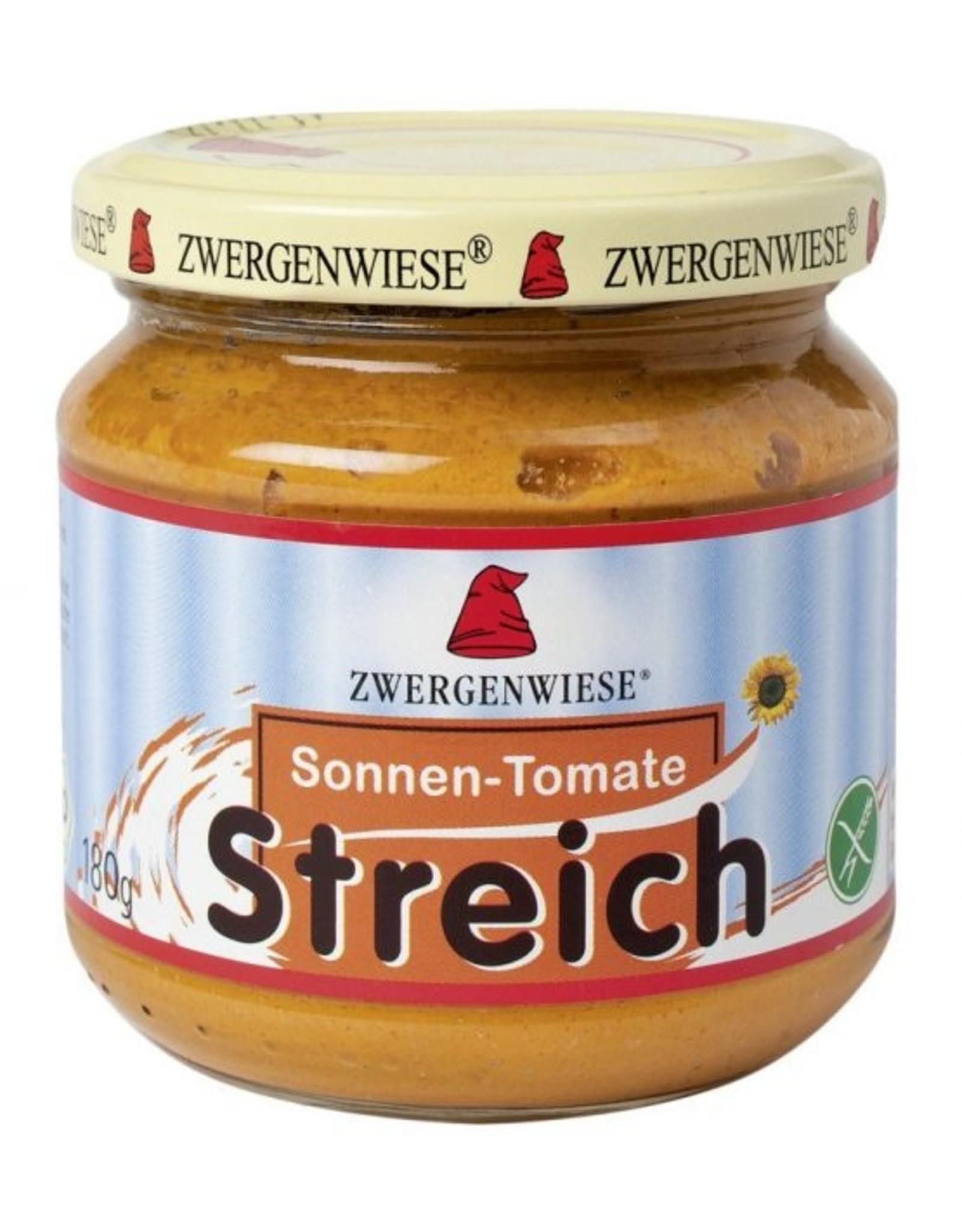 ZWERGENWIESE Sonnen-Tomate Streich, 180g