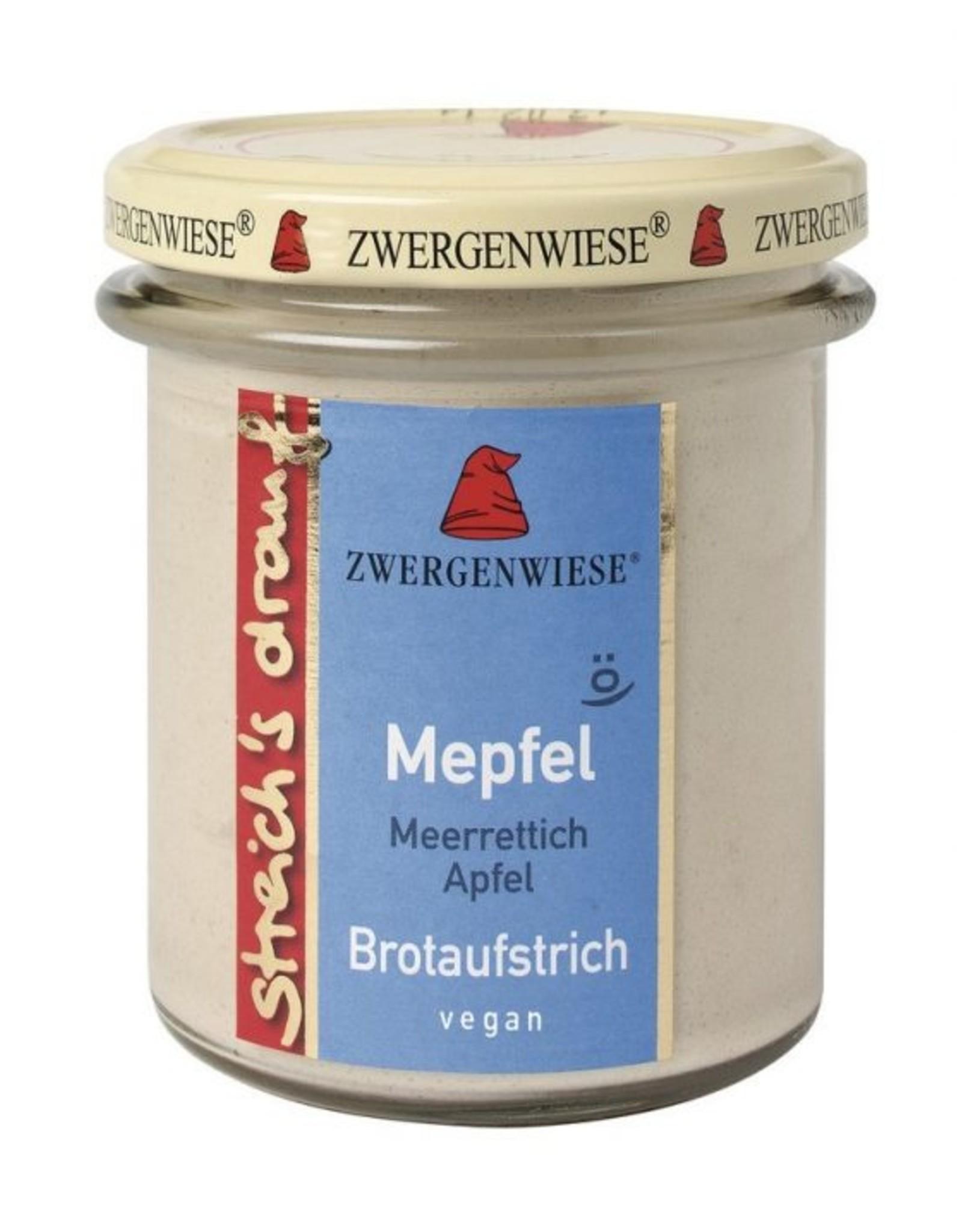 ZWERGENWIESE para untar Mepfel, 160g