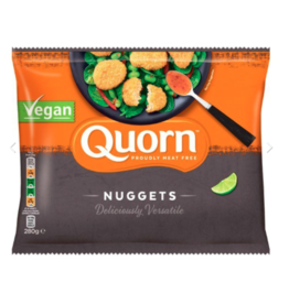 Quorn Vegane Nuggets, 280g  ❄️❄️❄️